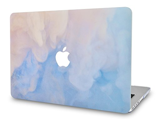 LuvCase Rubberized Plastic Compatible MacBook