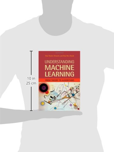 understanding machine learning from theory to algorithms