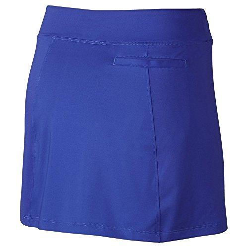 Nike Precision Knit 2.0 Golf Skort 2017 Womens Paramount Blue/Metallic Silver X-Large (Nike Knit Skirt)