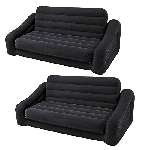 Intex Inflatable Queen Futon Couch product image