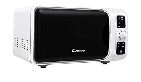 Candy EGO-C25DCW Encimera 25L 900W Color blanco - Microondas ...