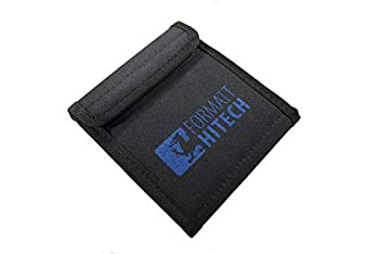 "Formatt Hitech 100mm (4"") 6 Filter Pouch Compatible With All 100mm Photo Filters Formatt Hitech Firecrest Nisi Lee Cokin 0"