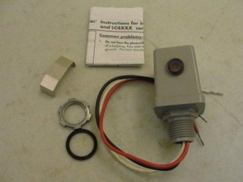 - NEW INTERMATIC K4133 STEM MOUNT PHOTO CONTROL SENSOR 277V-AC 15A AMP D261015