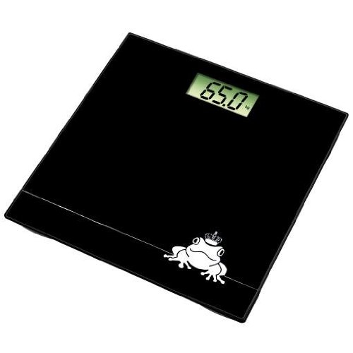 Hama EBS301, LCD, Negro, 30 x 30 x 16 mm, CR2032 - Báscula de baño: Amazon.es: Salud y cuidado personal