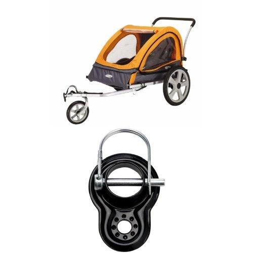Baby Stroller Bike Attachment - 9