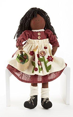 African American Raggedy Ann Doll ()