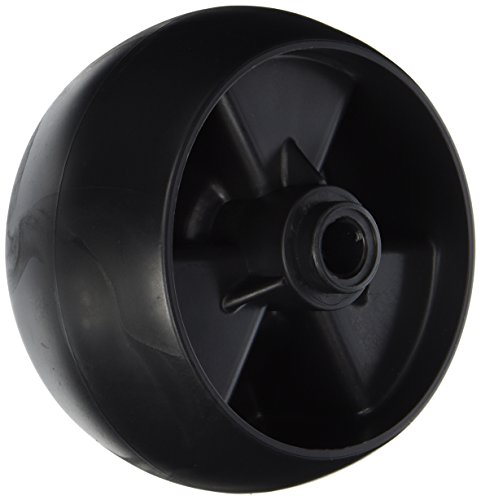 MaxPower 12648 Replacement Deck Wheel for MTD/Cub Cadet/Troy Bilt/White 734-04155 (Cub Cadet Deck Wheels compare prices)