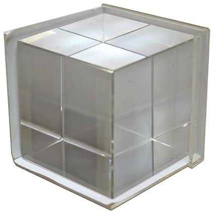 Portafotos Metacrilato Cubo 3D mod. 2327 Portafotos Cubo 3.5
