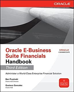 Oracle eBusiness Suite Developer Handbook
