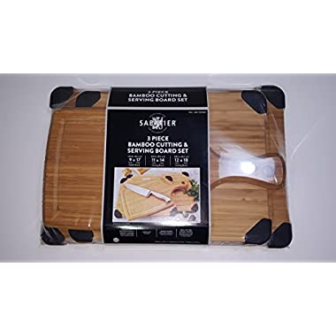 Sabatier Bamboo Cutting Boards