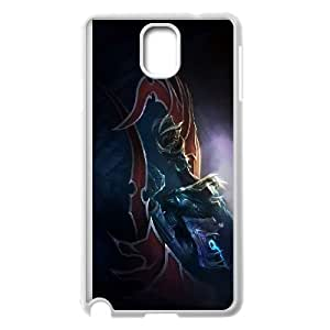 Samsung Galaxy Note 3 Phone Cover White Nocturne league of legends EUA15972039 Phone For Boys Personalized