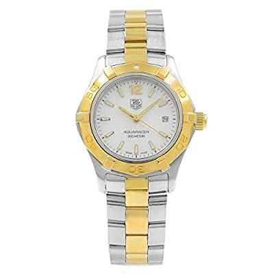 Tag Heuer Aquaracer Quartz Female Watch WAF1424.BB0825 (Certified Pre-Owned) from Tag Heuer