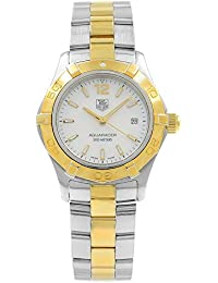 Aquaracer Quartz Female Watch WAF1424.BB0825 (Certified Pre-Owned)