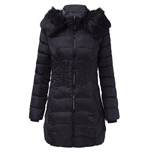 coton d'hiver Slim Sweat parka femmes Jacket long Manteau Paolian Warm BAx600
