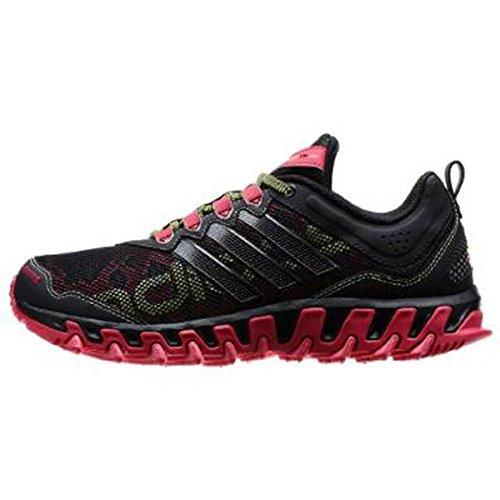 adidas Running Women's Vigor 4 TR Black/Bahia Pink/Vivid Berry 11 B - Medium