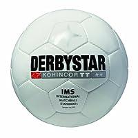 Derbystar Uni Fußball Kohinoor TT, Weiss, 5, 1163500100