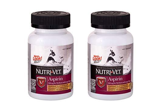 - Nutri-Vet K-9 Aspirin - 2 Pack