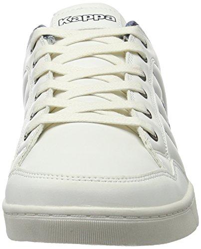 Kappa Rooster - Zapatillas de casa Hombre Blanco (White/navy)