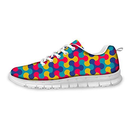 Showudesigns Damen Sneaker color 4