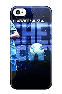 Brand New ipod touch 4 Defender Case For (david Silva)