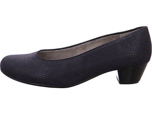 Jenny 2263613-72 - Zapatos de vestir para mujer Azul