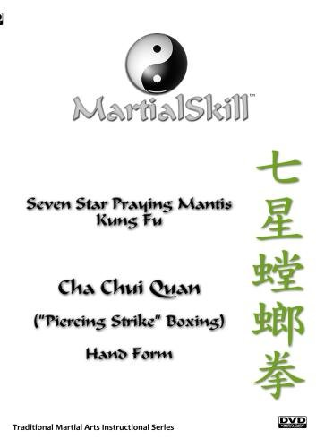 Praying Mantis Kung Fu: Cha Chui (