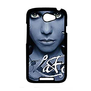 Generic For Htc Ones Have Lafee Drop Resistance Phone Shells Plastic Kid