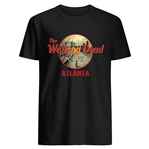 Glenn Halloween Costumes Walking Dead - TeePily Dead Cafe Atlanta Shirt