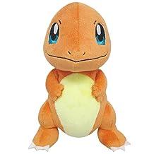Sanei Pokemon All Star Series-PP18-Charmander 6.5-Inch Stuffed Plush