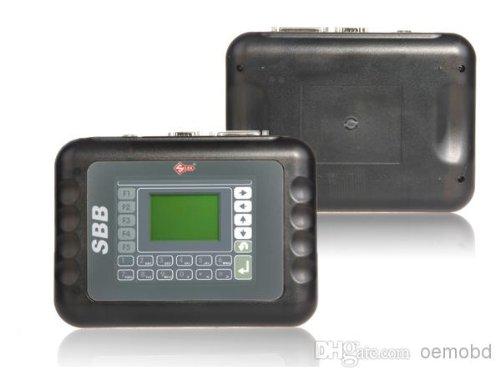 Wholesale - 2014 Silca Immbolizer SBB V33 Key Programmer 9 Languages For Multi-Brands Car Auto Key Maker Newest Version V33.02 SBB Key Pro Locksmith