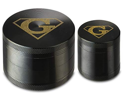 Best Herb Grinders,Set of One Large 2.5