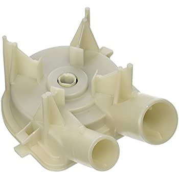 OEM GENUINE FACTORY WHIRLPOOL KENMORE WASHER WATER DRAIN PUMP PART 3363394, 3352293, 3352292