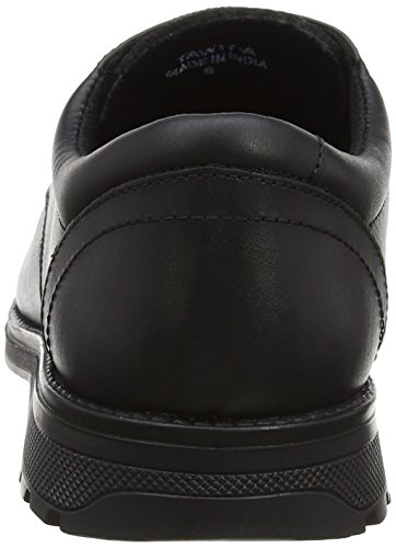 Zapatos Black Hombre Black Negro Oxford para de Lace Clerk Term Cordones PzxAvSEnw