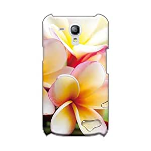 Samsung Galaxy S3 Mini OSd6288GcER Support Personal Customs Colorful Exotic Plumeria Skin Scratch Resistant Cell-phone Hard Covers -AlainTanielian