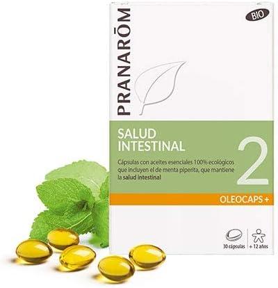 Pranarom – Oleocaps – 2 – Salud intestinal