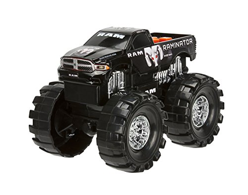 Toystate Road Rippers Light and Sound Raminator 4X4 Monster Truck Vehicle (Styles May Vary) (Monster Truck Sound)