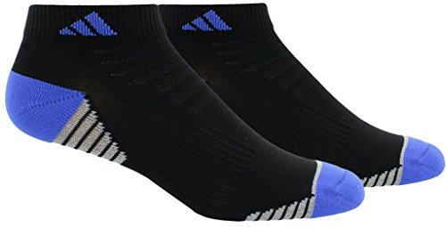 adidas Womens Superlite Prime Mesh Low Cut Socks (2-Pack), Grey-Grey Marl, Size 5-10