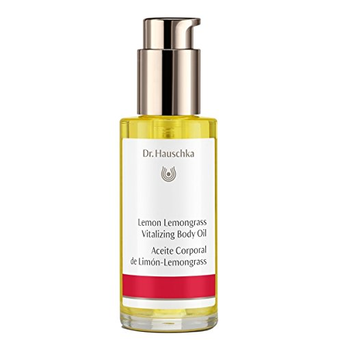 (Dr Hauschka Lemon Lemongrass Vitalizing Body Oil, 2.5-Ounce)