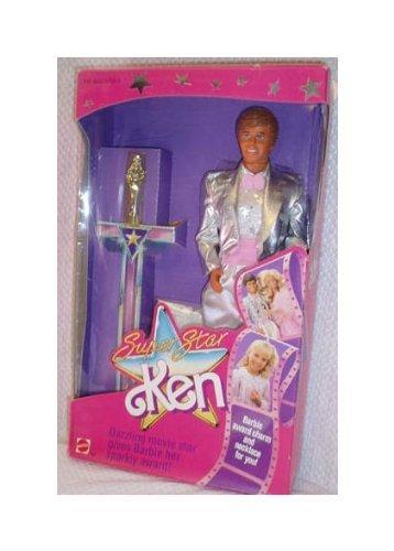 Ken Doll Super Star 1988 New in Box Vintage by Mattel