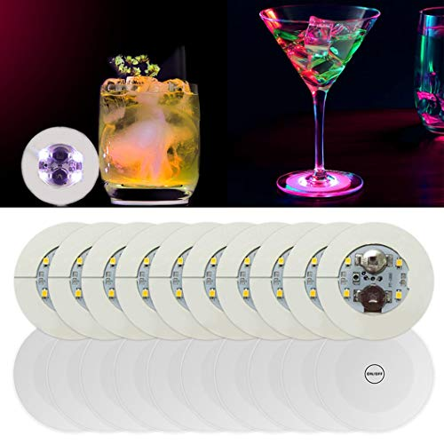 Light Up Coasters Led