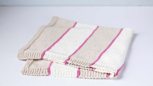 Beginner Knits: How to Knit a Baby Blanket