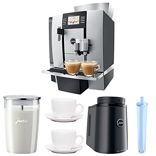 Jura GIGA W3 Automatic Coffee Machine + Jura...