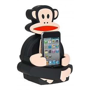 Paul Frank Julius Dance Machine Speaker - Altavoces con puerto dock para Apple iPod, Apple iPhone