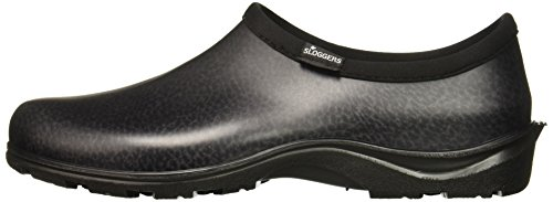 Sloggers Men's Waterproof Shoe with Comfort Insole, Black, Size 11, Style 5301BK11 - Image 4