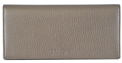Gucci Wallets Continental Wallet (Gucci Women's Golden Beige Leather W/Coin Pocket Continental Wallet)