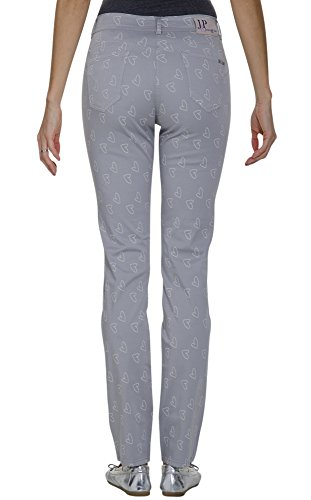 up Push 67465 Stretch Cotone Jeans St amp;polo a Cuori Jeans nxqCZaC