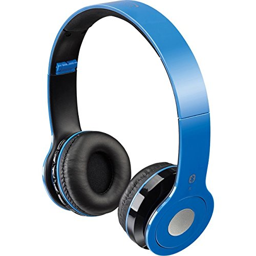 DPI/GPX IAHB16BU iLive Wireless Headset, Blue