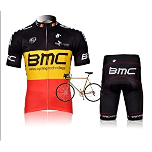 2013 New Outdoor Design confortable BMC VŽlo Jersey ˆ manches courtes rapide sec/absorber sweat/rŽsistant aux UV tissus?