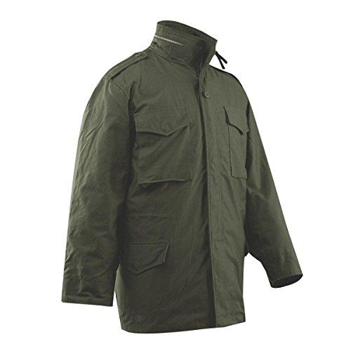 TRU-SPEC Men's M-65 Field Jacket with Liner, X-Large, Oli...
