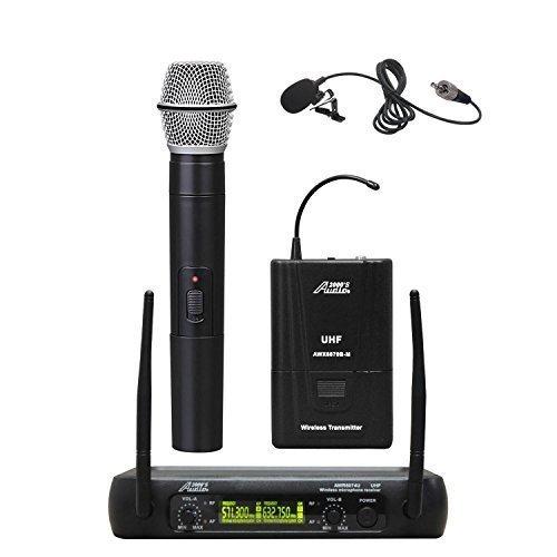 Dual Channel Uhf Wireless Lavalier - 3